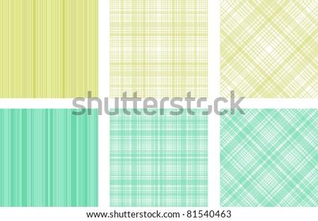 textile texture set