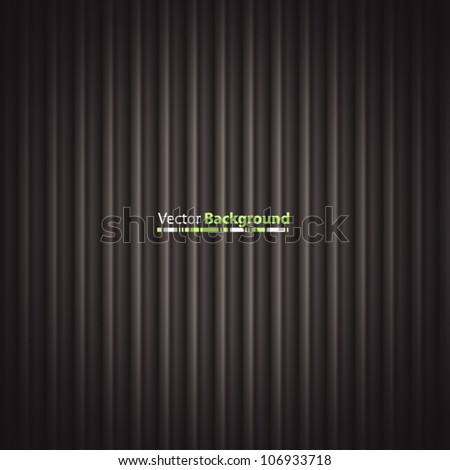 Texture brown leather. Vector design.