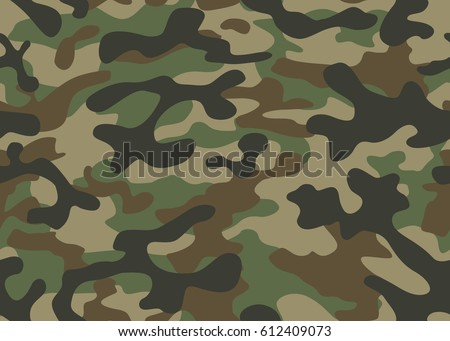 photo about Free Printable Camo Stencils for Guns named 10 Camouflage Behaviors Free of charge Photoshop Practices at Brusheezy!