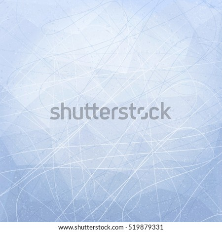texture of ice surface vector