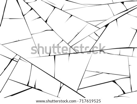 Texture of ice surface. Vector illustration, eps 10.