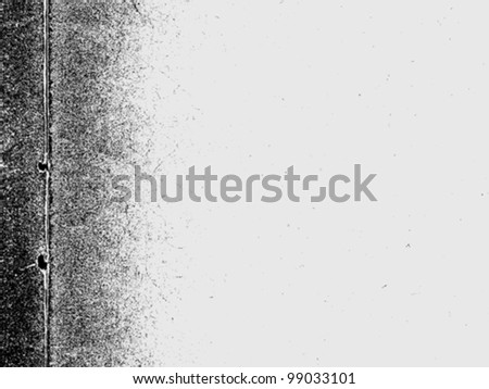 texture of the old paper, vector illustration