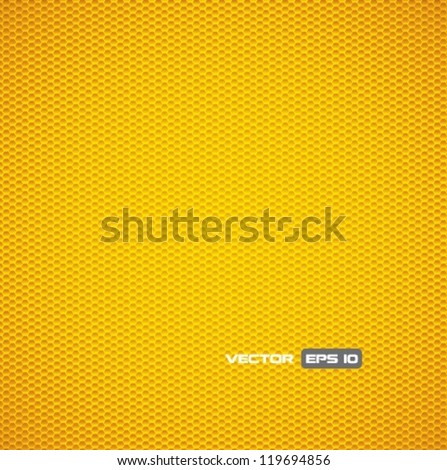 Stock Photo Texture - yellow metal grid