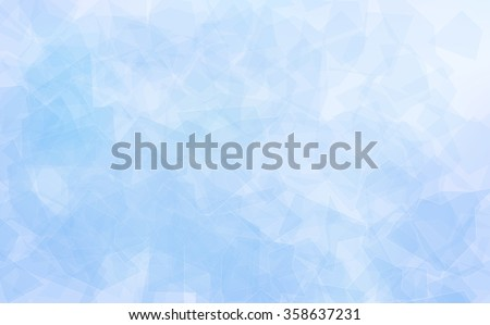 Textured ice blue frozen rink winter background. Abstract vector texture