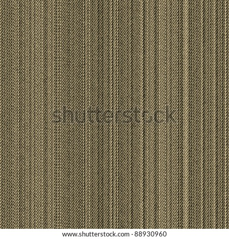 Textured striped vintage dirty jeans denim linen fabric background. Vector illustration.