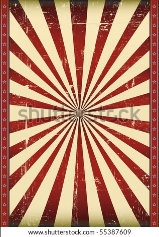Textured sunbeam flag. A poster with a grunge flag background for your design