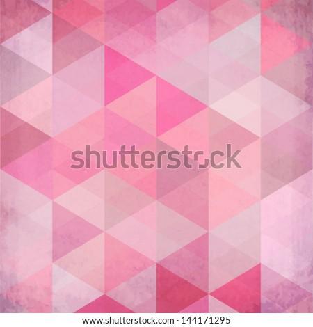 textured vintage pink vector