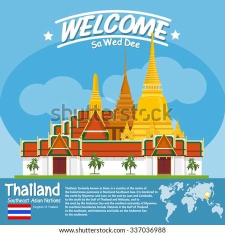 thailand landmark the grand