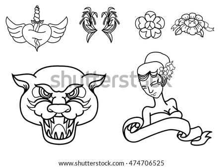 Vector Images Illustrations And Cliparts Thailand Traditional