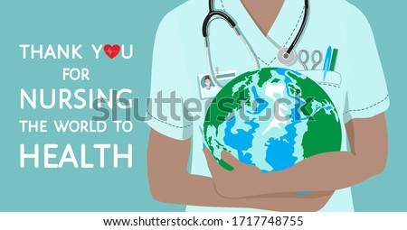 thank you for nursing the world