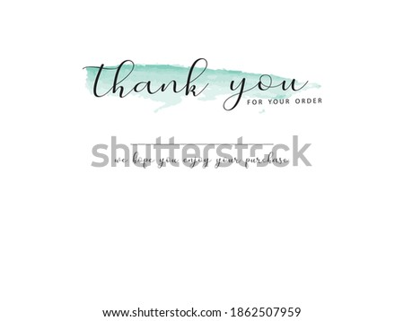 Thank you for your card templates.FULLY EDITABLE Business Thank You Card Template! Add your own text.