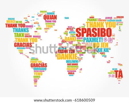 USA Word Map Download Free Vector Art Stock Graphics Images - Word map