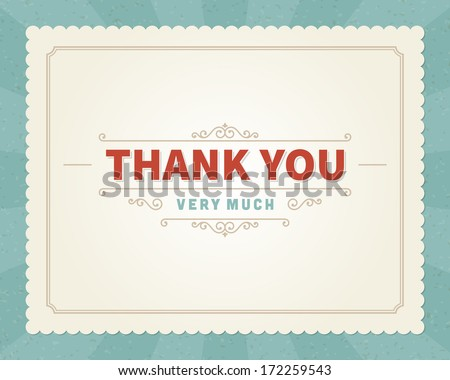 stock-vector-thank-you-message-card-retro-lettering-typography-vector-background