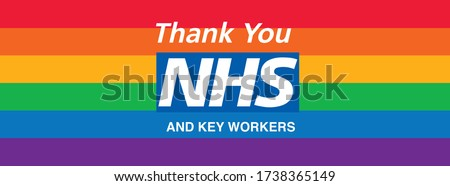 Thank You NHS and Key workers design