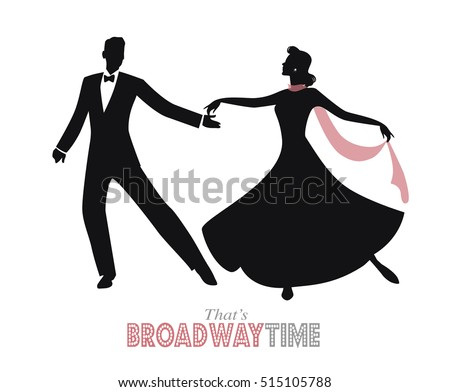 that's broadway time  elegant