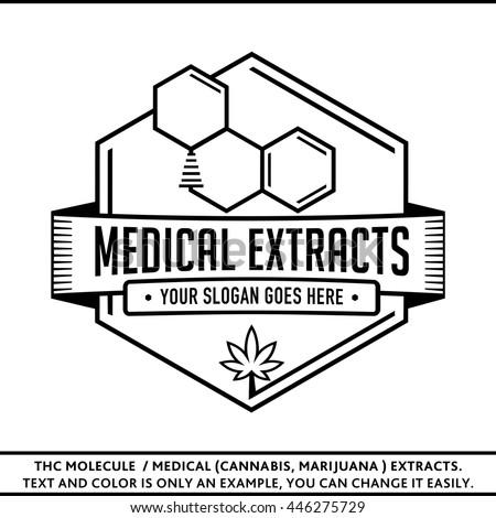 thc molecule   medical
