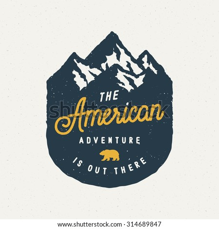 the american adventure is out