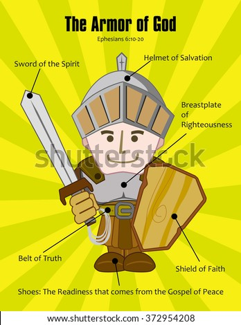 the armor of god  from