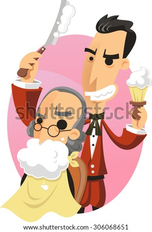 the barber of seville vector