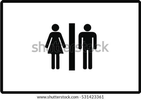 The Bathroom Symbol