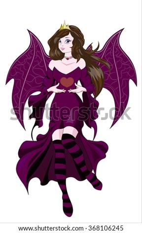 the beautiful fantastic fairy