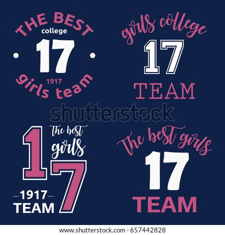 the best girls team college