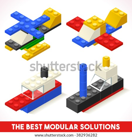 the best modular solutions...