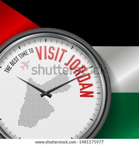 the best time to visit jordan