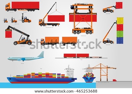 the big vector set of logistic