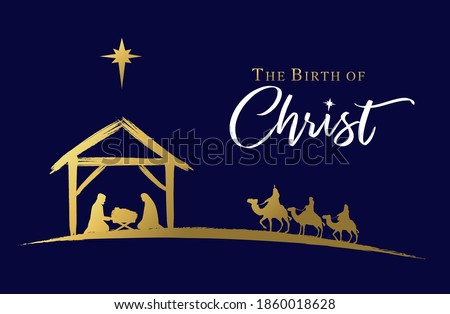 the birth of christ  nativity