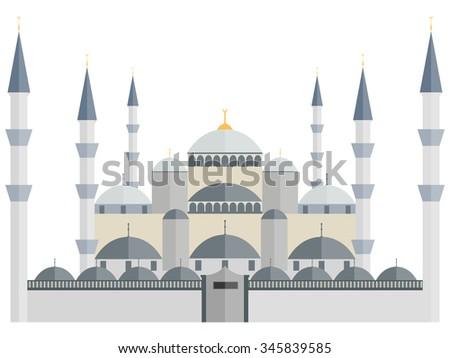 the blue mosque turkey