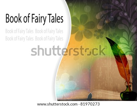 the book of fairy tales