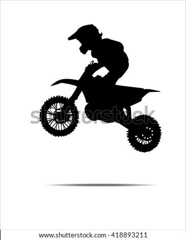 the boy on the bike  racing