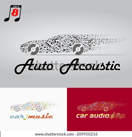 the car music   motor vehicle