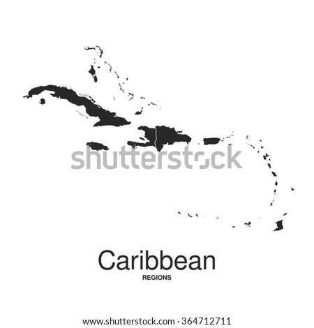 the caribbean islands regions...
