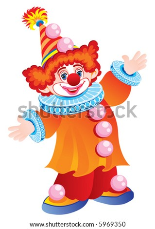 The celebratory clown