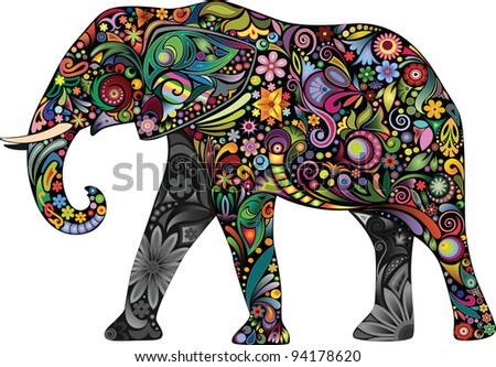 The cheerful elephant II