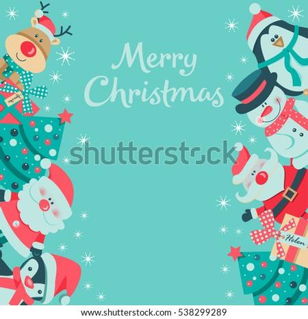santa background images