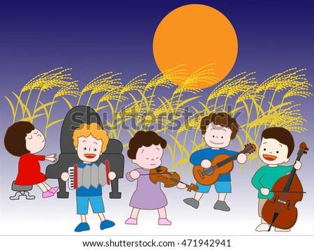the concert of night children
