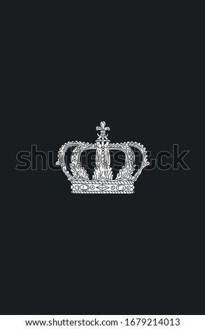 the crown of king arthur  fill