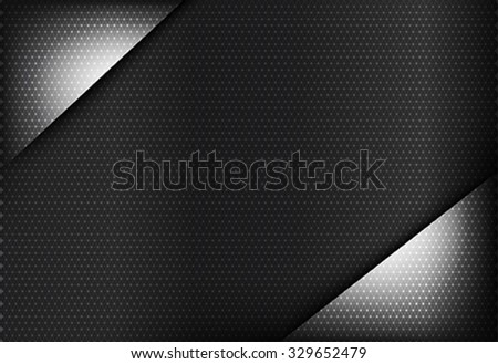 the dark background with pattern