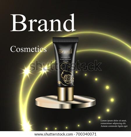 the design of cosmetics  skin
