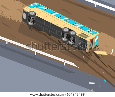 the driver of the passenger bus