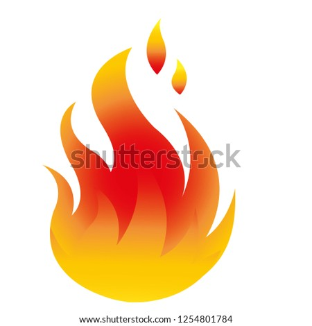 The Fire Triangle: Oxygen-Heat-Fuel.. #1254801784
