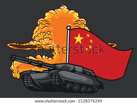 the flag of people's republic