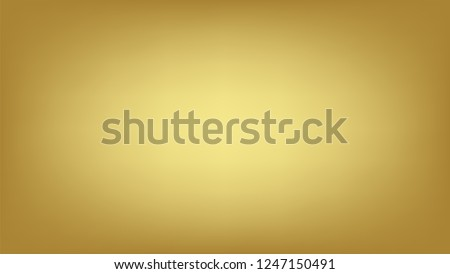 The golden wallpaper background in large web page screen size ( vector )