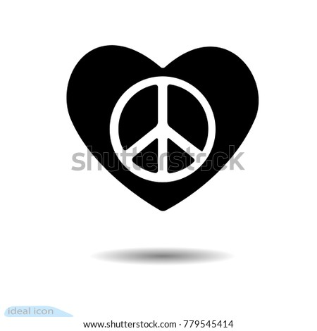 the heart icon a symbol of
