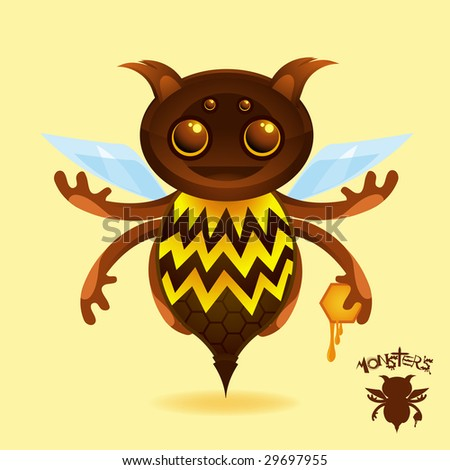 The Honey Beest - It may just find your pot of honey...