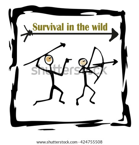 the icon of survival in the