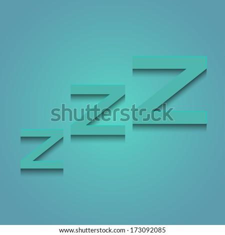 the icons sleep  zzz